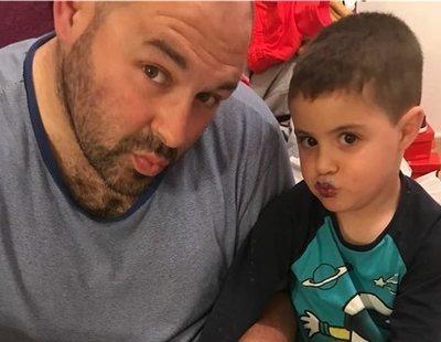 Un padre de Alicante responde al colegio que rechazó a su hijo por pintarse las uñas