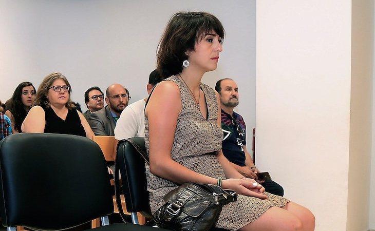 Juana Rivas ha sido condenada a cinco años de prisión