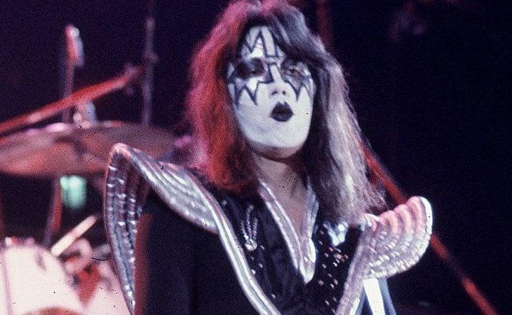 Ace Frehley, guitarrista de Kiss