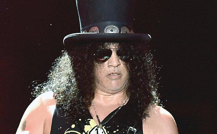 Slash, guitarrista de Guns N' Roses