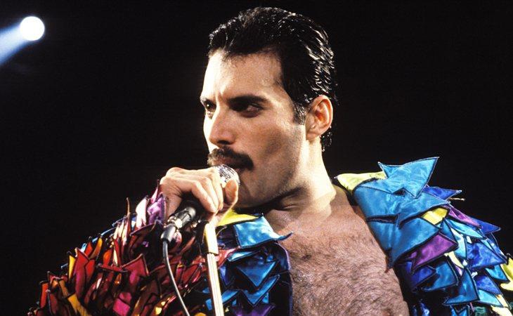 Freddie Mercury, vocalista de Queen