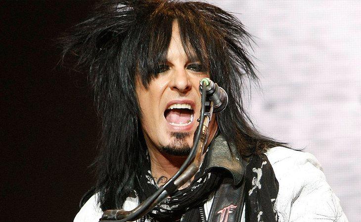 Nikki Sixx, bajista de Mötley Crüe