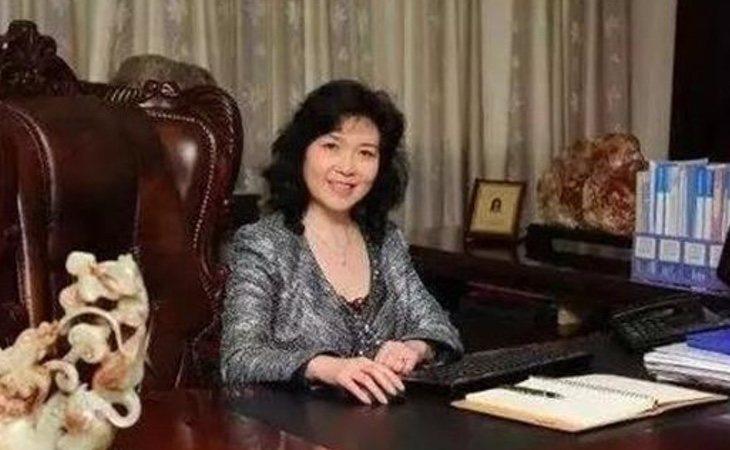 La presidenta de la compañía Gao Junfang, ya ha sido detenid