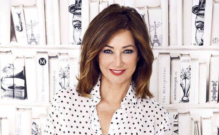 Ana Rosa Quintana se ha convertido en la presentadora mejor pagada