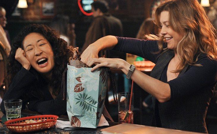 Meredith siempre será la persona de Cristina y viceversa