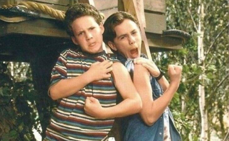 Cory y Shawn crecieron juntos en 'Yo y el mundo'