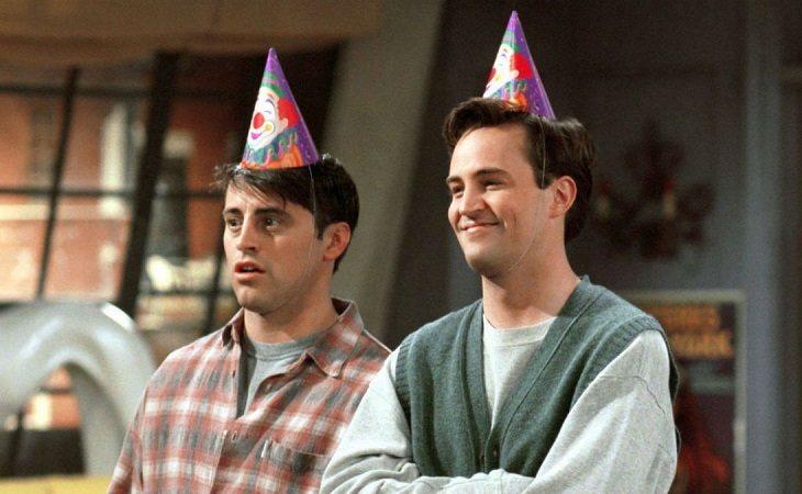 Joey y Chandler formaban la amistad más divertida