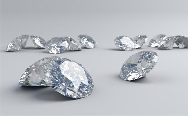 Expertos necesitan máquinas especiales para diferenciar el tipo de diamante