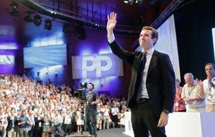 El PP se recupera tras la llegada de Pablo Casado y el PSOE pierde cinco escaños