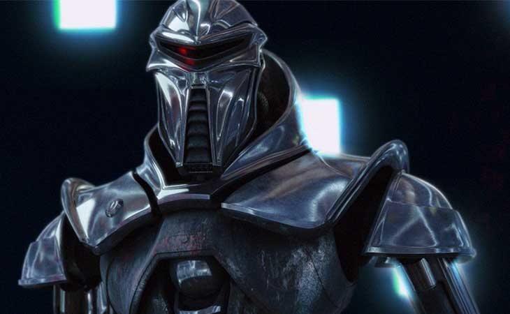 Cylon de 'Battlestar Galactica'