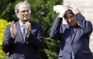 Quim Torra se sube el sueldo: ya cobra un 81% más que el presidente del Gobierno