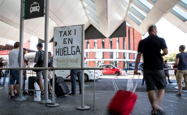Los paros se están dando en varias ciudades españolas de manera simultánea