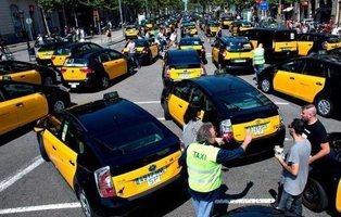Cómo moverte desde el aeropuerto a las ciudades durante la huelga de taxis