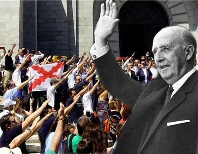 200 militares lanzan un manifiesto para movilizar a las tropas contra la exhumación de Franco