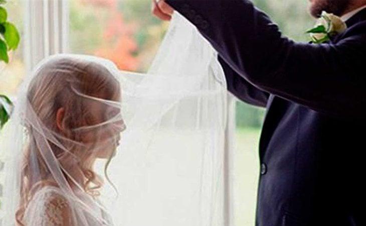 En muchos países el matrimonio infantil es algo común