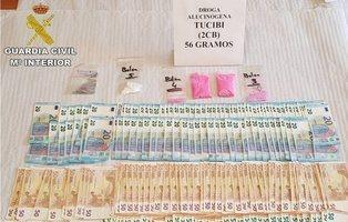 Tucibi: la desconocida droga que consume la alta sociedad ha sido incautada en Alicante