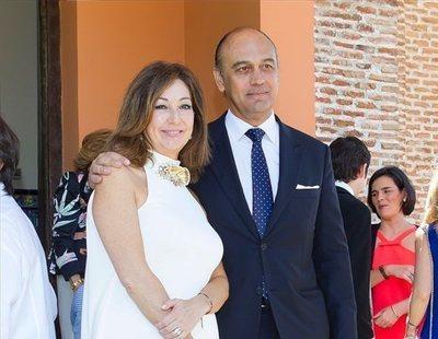 Detenido Juan Muñoz, marido de Ana Rosa Quintana, por sus vínculos con Villarejo