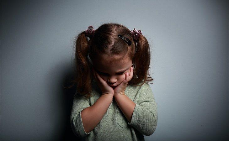 La pequeña relató los tocamientos que recibía por parte de su padre