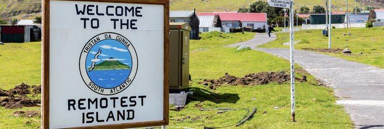 Asi Se Vive En Tristan Da Cunha La Isla Mas Aislada E Inaccesible