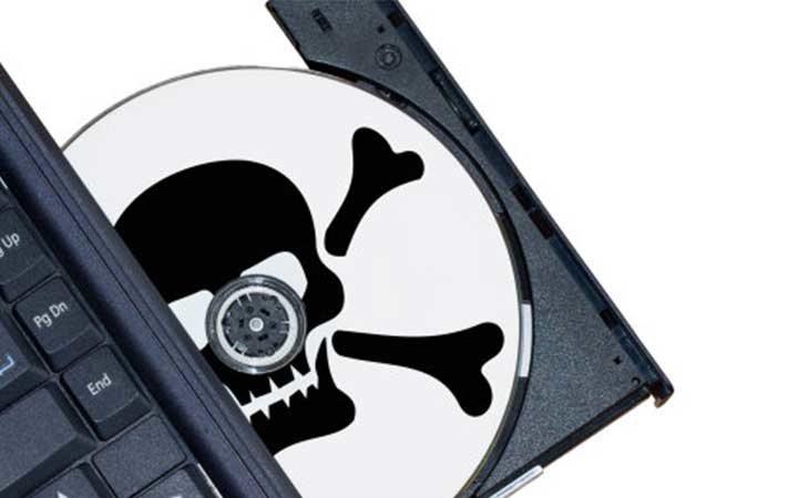Cierra de webs de contenido ilegal de películas, series o videojuegos.