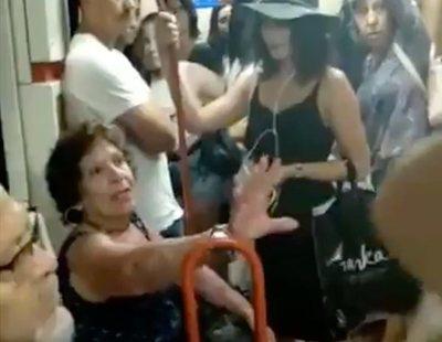 Racismo en el metro de Madrid: una mujer arremete contra una niña por ser inmigrante