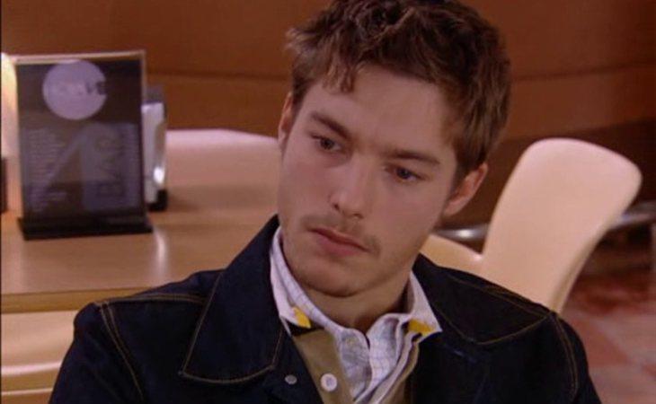 Jan Cornet interpretó a Jaime Acosta, atormentado por su familia y su sexualidad