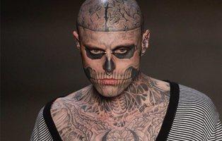 Muere el modelo Zombie Boy: se suicida a los 32 años