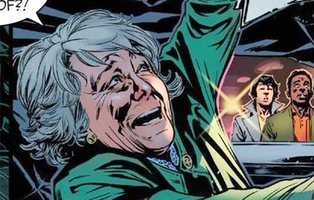 Esperanza Aguirre, nuevo incidente al volante en un cómic de Marvel