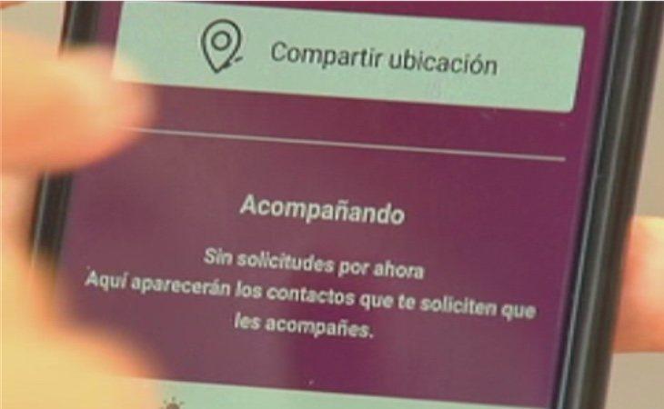 Aplicación AgreStop
