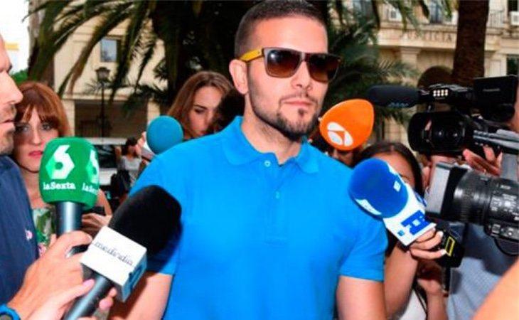 Ángel Boza ya se encuentra en prisión de manera provisional y sin fianza por un delito de robo con violencia