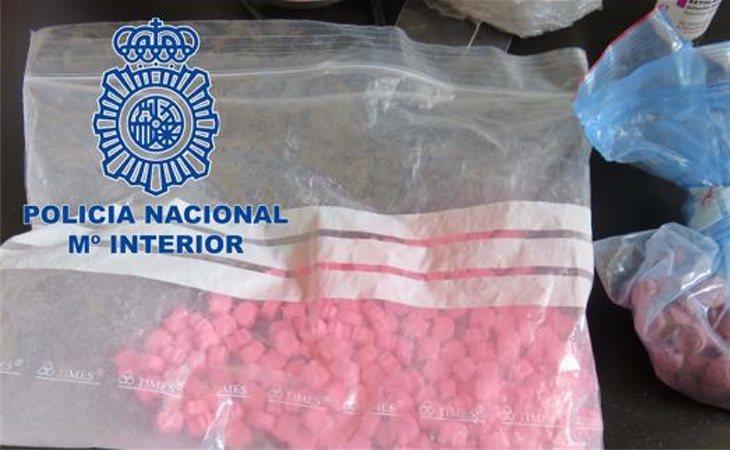 Tucibi o cocaína rosa