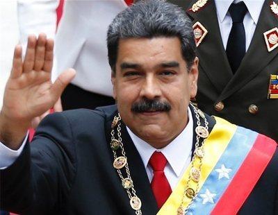 Siete heridos en un ataque con drones contra Nicolás Maduro
