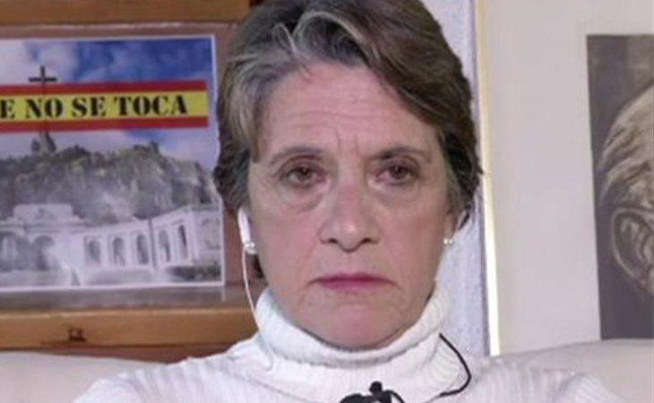 Pilar Gutiérrez, líder del Movimiento por España