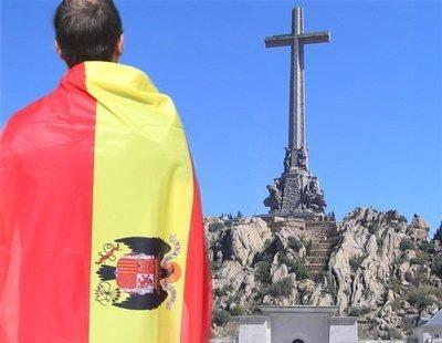 Fascistas organizan guardias en el Valle de los Caídos para evitar la exhumación de Franco