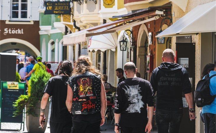 El festival Wacken es el más importante de heavy metal en Europa