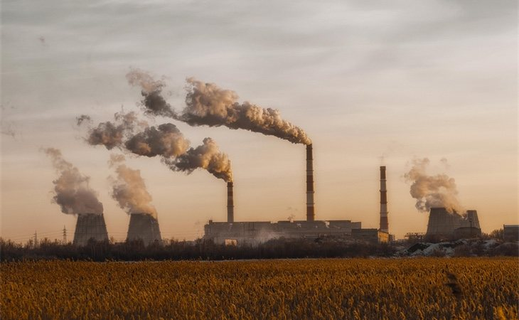 La emisión de gases emitidos a la atmósfera es cada vez mayor