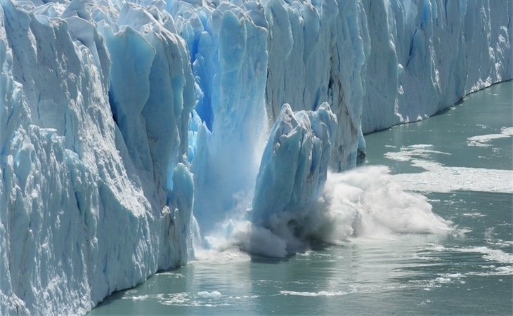 El nivel del mar podría aumentar a largo plazo por la reducción del permafrost