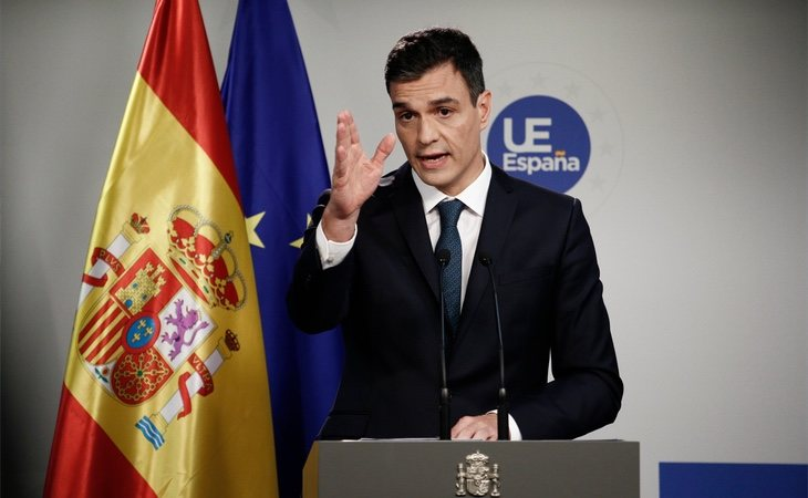 Pedro Sánchez publicitó la acogida de refugiados de manera inédita