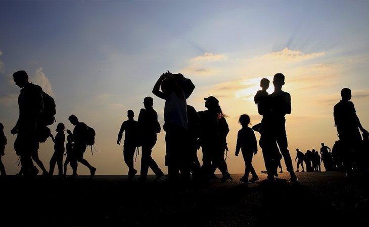 Publicitar la acogida de refugiados ha activado un pensamiento latente en la mentalidad de muchos españoles