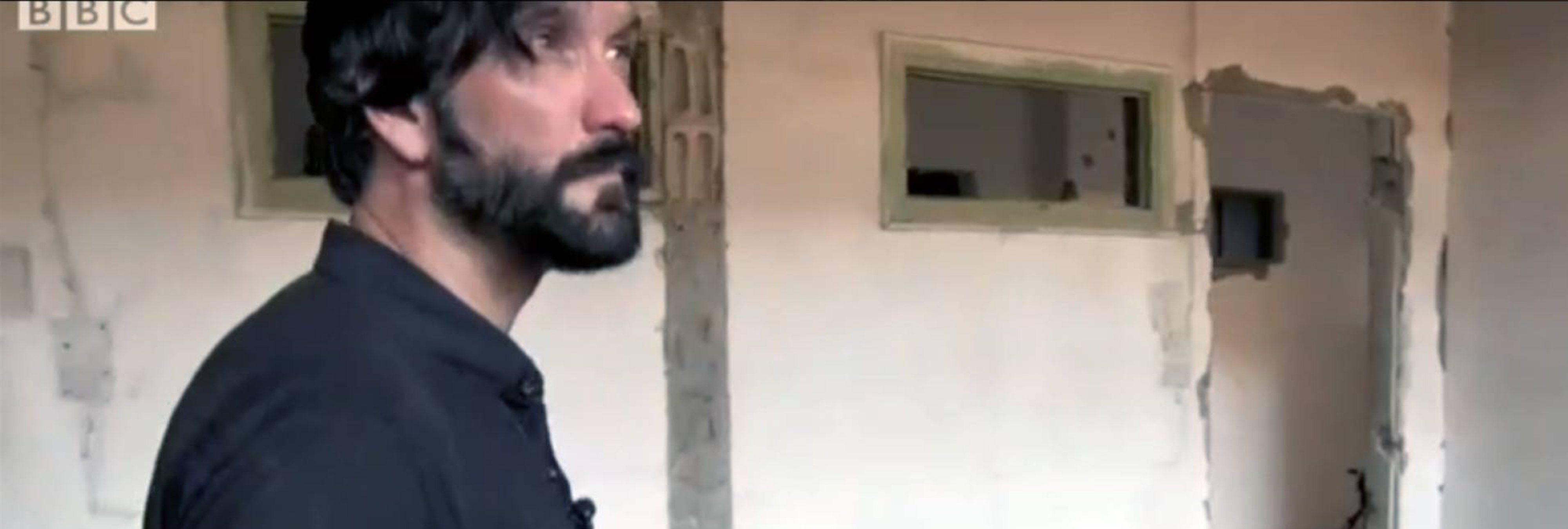 Un periodista español vuelve al lugar donde el ISIS le tuvo cautivo