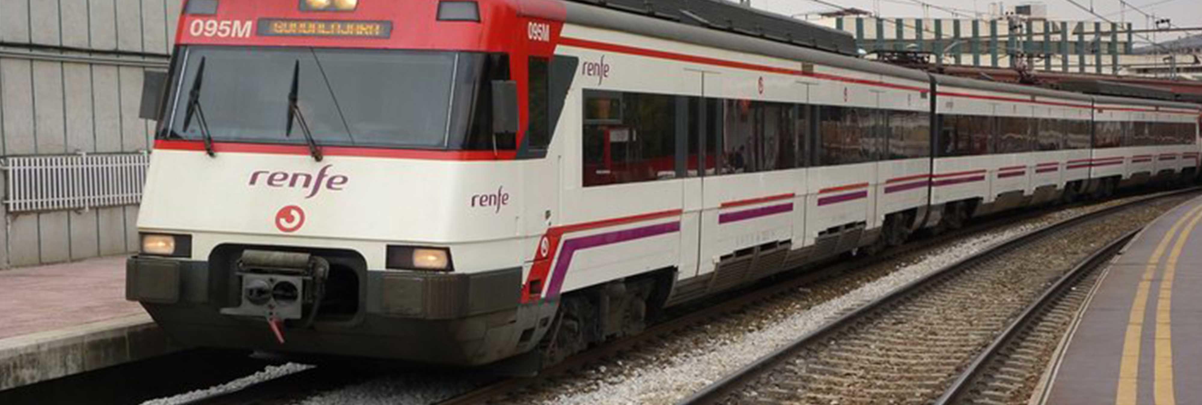 Un menor se electrocuta en Madrid mientras se hacía selfie encima de un tren