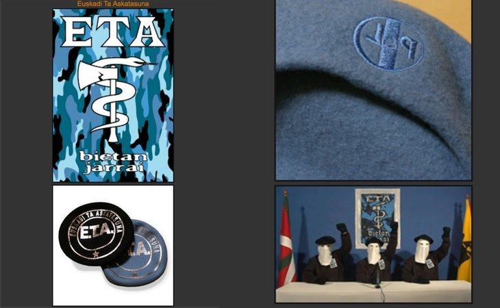 Productos de ETA que venden en 'Peel and lift'