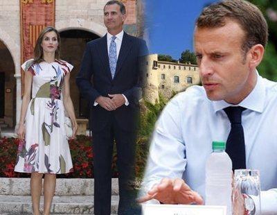 Marivent, Brégançon... las polémicas vacaciones de lujo de nuestros líderes, a debate