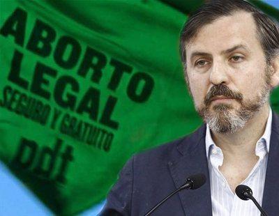 Hazte Oír presionó a políticos argentinos para que votaran contra el aborto