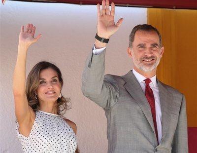 Felipe y Letizia, a punto de divorciarse según la prensa portuguesa