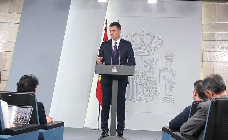 La llegada de Sánchez a La Moncloa ha sido determinante para que el PSOE lidere todas las encuestas