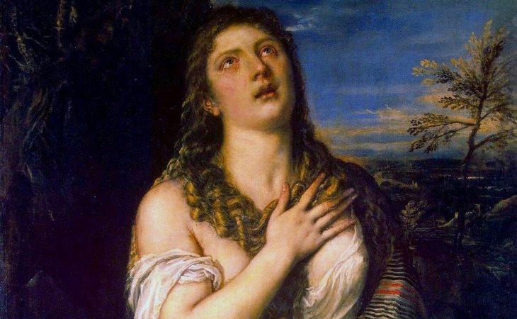 La Iglesia ha retratado a María Magdalena como una prostituta