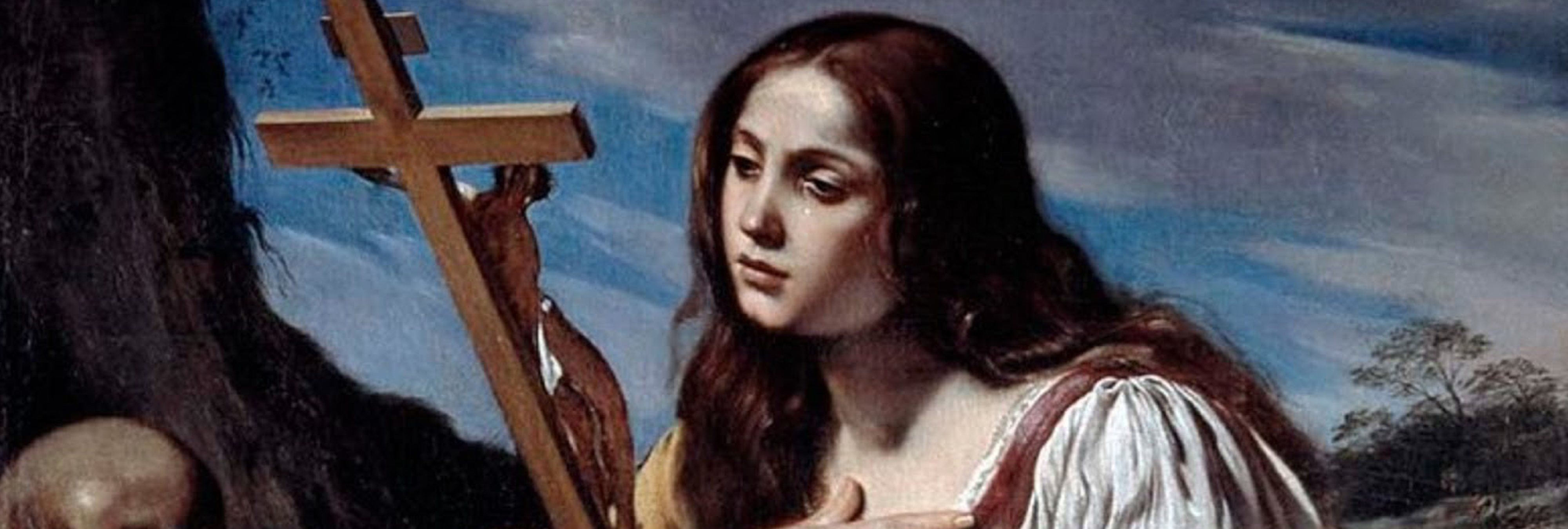 """María Magdalena era """"una mujer adinerada"""" y no una prostituta y adúltera"""