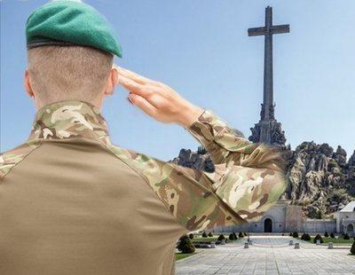 Un Oficial carga contra los militares que quieren movilizarse por la exhumación de Franco