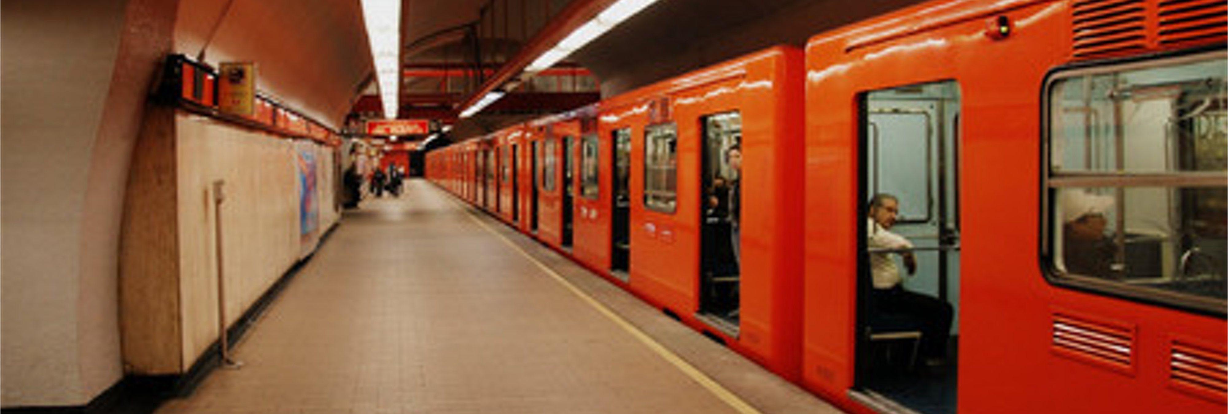 Detenido un joven por eyacular encima de una mujer en el Metro
